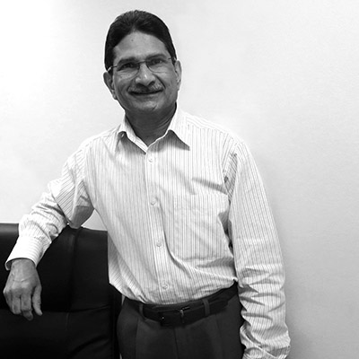 Jag Madhavji – Financial Controller